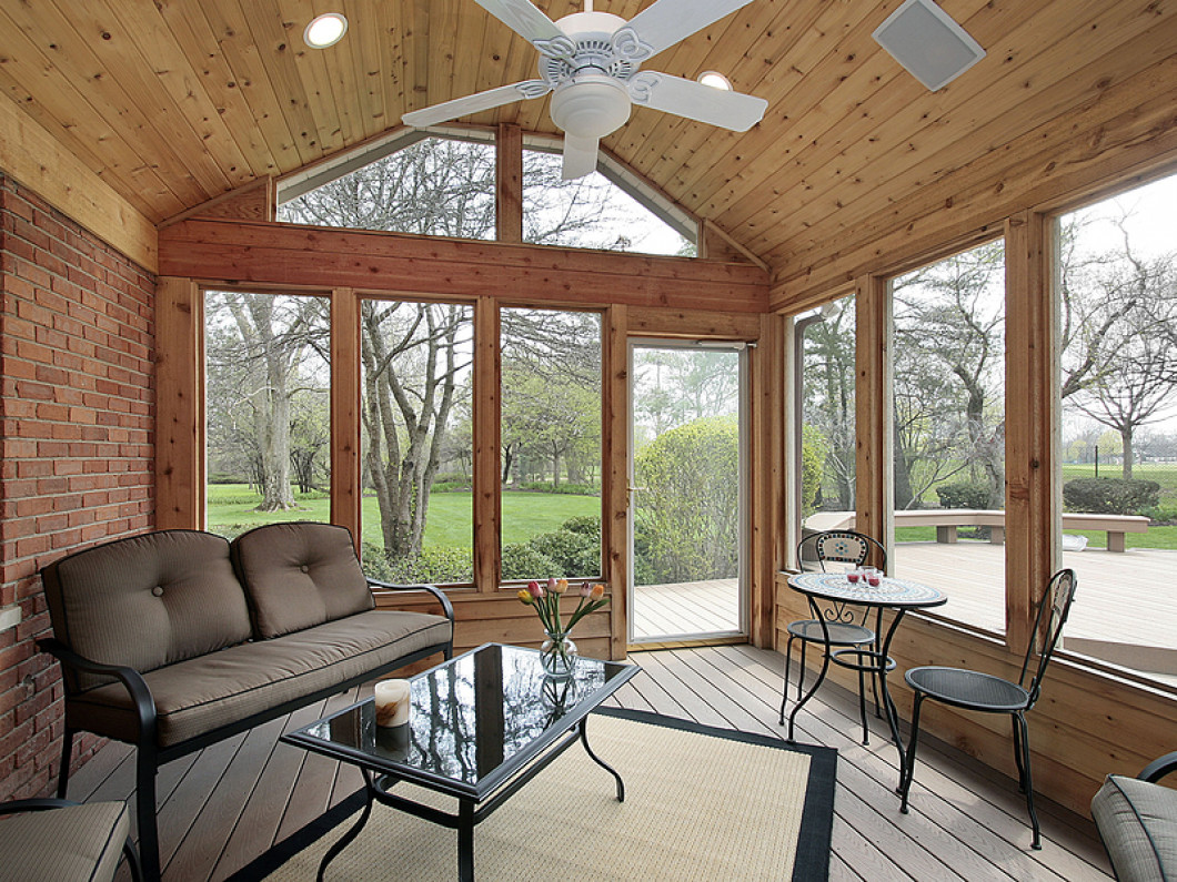 Don't Hesitate to Replace the Screen Around Your Porch